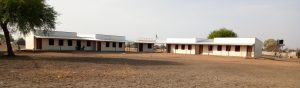 Agok Secondary School in Abyei Administrative Area